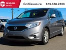 Used 2011 Nissan Quest DUAL SUNROOF, NAVIGATION, DVD for sale in Edmonton, AB