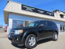 Used 2011 Ford Escape LEATHER 4WD V6,BLUETOOTH,LOADED for sale in Mississauga, ON