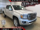 New 2017 GMC Canyon SLT-Heated Leather,Navigation,Driver Alert Package for sale in Lethbridge, AB