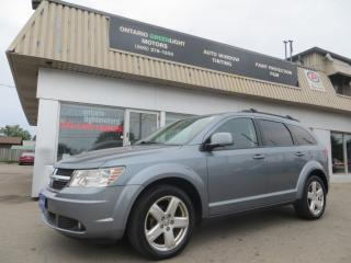 Used 2010 Dodge Journey SXT,7PASSENGERS,6CYL,DVD,BACKUP CAMERA,BLUETOOTH for sale in Mississauga, ON