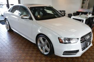 Used 2013 Audi S4 4dr Sdn Auto Premium for sale in New Westminster, BC