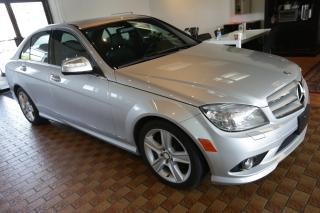 Used 2009 Mercedes-Benz C-Class 4dr Sdn 3.0L 4MATIC for sale in New Westminster, BC