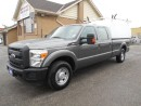 Used 2012 Ford F-250 XL Crew Cab Long Box Space Cap ONLY 38,000KMs for sale in Etobicoke, ON