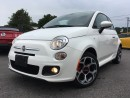 Used 2016 Fiat 500 Sport for sale in Cobourg, ON