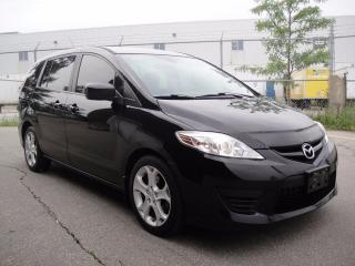Used 2010 Mazda MAZDA5 SPOTLESS-LOW LOW KMS,ALL POWER,ZERO ACCIDENTS for sale in North York, ON