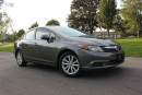 Used 2012 Honda Civic EX for sale in Oshawa, ON