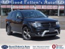 Used 2015 Dodge Journey CROSSROAD | 7 PASSR NAVI CAM SUNROOF LEATHER for sale in North York, ON