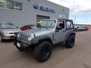 Used 2014 Jeep Wrangler SPORT for sale in Dieppe, NB