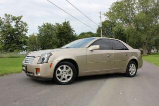 Used 2006 Cadillac CTS for sale in Oshawa, ON