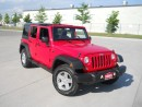 Used 2016 Jeep Wrangler 4 Door, Automatic, 4WD, Under Factory for sale in North York, ON
