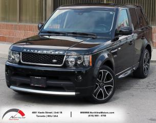 Used 2013 Land Rover Range Rover Sport HSE GT Limited Edition | Navigation | DVD |Sunroof for sale in North York, ON