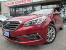 Used 2015 Hyundai Sonata Limited-NAVIGATION-PANO-ROOF-LEATHER-HEATED for sale in Scarborough, ON