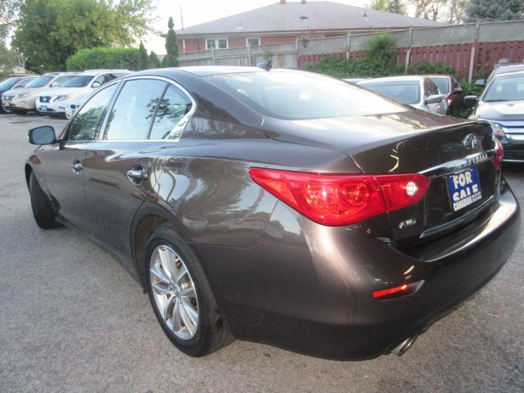 used 2014 infiniti q50 sport awd navigation camera leather roof boss for sale in scarborough. Black Bedroom Furniture Sets. Home Design Ideas