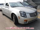Used 2005 Cadillac CTS  4D SEDAN for sale in Calgary, AB