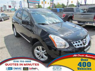 Used 2013 Nissan Rogue SV | BACKUP CAM | HEATED SEATS | BLUETOOTH for sale in London, ON