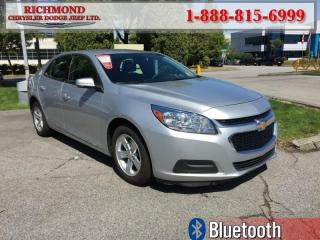 Used 2016 Chevrolet Malibu Limited LT for sale in Richmond, BC