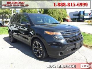 Used 2014 Ford Explorer SPORT for sale in Richmond, BC