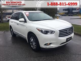 Used 2015 Infiniti QX60 Base for sale in Richmond, BC