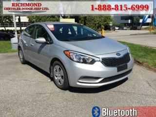 Used 2016 Kia Forte 1.8L LX for sale in Richmond, BC