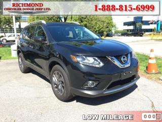 Used 2016 Nissan Rogue S for sale in Richmond, BC