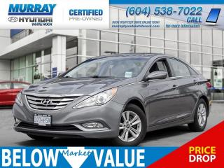 Used 2012 Hyundai Sonata GLS **BLUETOOTH**HEATEDSEATS** for sale in Surrey, BC