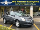Used 2010 Cadillac SRX Luxury Collection, Pano Roof, Power Tailgate for sale in Concord, ON