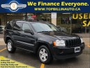 Used 2005 Jeep Grand Cherokee Laredo 4X4, 2 YEARS WARRANTY for sale in Concord, ON
