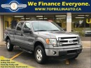 Used 2014 Ford F-150 XLT 4X4 Crew Cab, Bed Cover, Only 19K kms for sale in Concord, ON