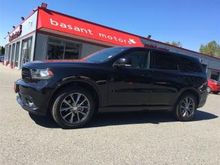 Used 2017 Dodge Durango GT, Sunroof, Auto Start/Stop, Rear Park Aid!! for sale in Surrey, BC