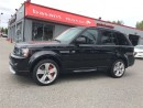 Used 2013 Land Rover Range Rover Sport Supercharged, 360° Camera, Nav, Brembo Brakes!! for sale in Surrey, BC