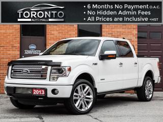 Used 2013 Ford F-150 Limited+Nvigation+Camera+22 inch rims+Sunroof for sale in North York, ON