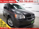 Used 2017 Dodge Grand Caravan CVP| ALLOYS| LOW KM'S| WE WANT YOUR TRADE| for sale in Burlington, ON