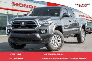 Used 2016 Toyota Tacoma SR5 V6 for sale in Whitby, ON