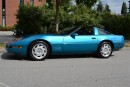 Used 1992 Chevrolet Corvette Coupe for sale in Vancouver, BC