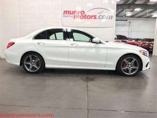 Used 2015 Mercedes-Benz C-Class SOLD SOLD SOLD C300 4MATIC AMG DESIGNO for sale in St George Brant, ON
