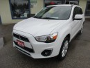 Used 2014 Mitsubishi RVR POWER EQUIPPED LIMITED EDITION 5 PASSENGER 2.0L - DOHC.. ALL-WHEEL CONTROL SYSTEM.. CD/USB INPUT.. KEYLESS ENTRY.. for sale in Bradford, ON