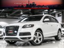 Used 2013 Audi Q7 S-LINE|3.0T|NAVI|BLINDSPOT|REAR CAM|PUSHSTART|PANO for sale in North York, ON