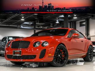 Used 2010 Bentley Continental W12|CARBON FIBER| DIAMOND STITCH INTERIOR for sale in North York, ON