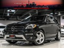 Used 2014 Mercedes-Benz ML 350 AMG|NAVI|BLINDSPOT|360CAMERA|PANO|LOADED for sale in North York, ON