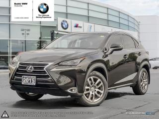 Used 2015 Lexus NX 200t 6A NAV | RV CAM | AWD | for sale in Oakville, ON