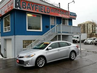 Used 2013 Toyota Avalon XLE **Leather/Sunroof/Navigation** for sale in Barrie, ON