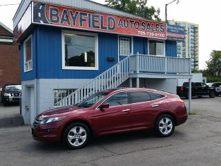 Used 2010 Honda Accord Crosstour EX-L AWD **Leather/Sunroof/Only 104k!** for sale in Barrie, ON