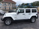 Used 2013 Jeep Wrangler Sahara Unlimited for sale in Dunnville, ON