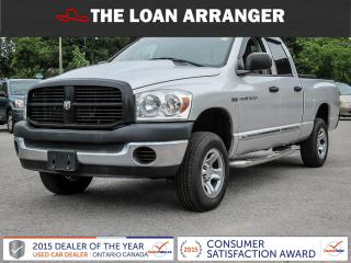 Used 2007 Dodge Ram 1500 for sale in Barrie, ON