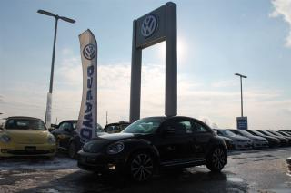 Used 2013 Volkswagen Beetle Super Beetle for sale in Whitby, ON
