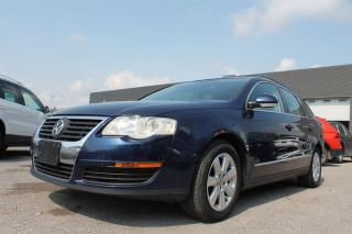 Used 2007 Volkswagen Passat 2.0T Base for sale in Whitby, ON