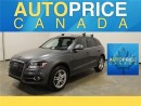 Used 2014 Audi Q5 S-LINE NAVIGATION PANOROOF for sale in Mississauga, ON