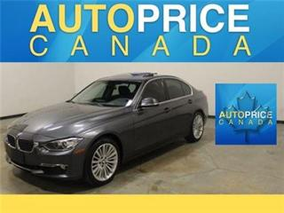Used 2013 BMW 328xi NAVIGATION LUXURY PKG BI-XENON for sale in Mississauga, ON
