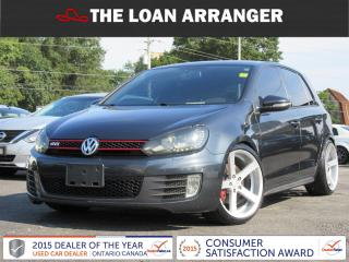 Used 2012 Volkswagen GTI for sale in Barrie, ON
