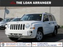 Used 2009 Jeep Patriot for sale in Barrie, ON